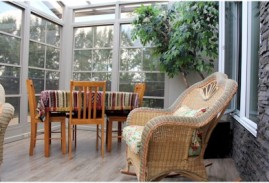 BnB - sunroom