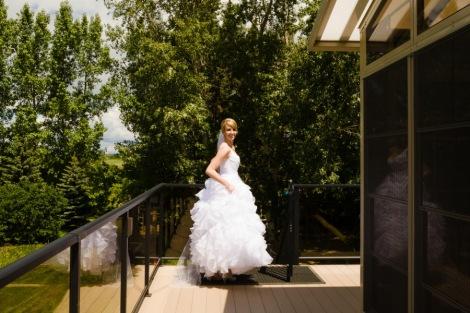 bride deck