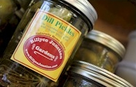 cafe - food dill pickles