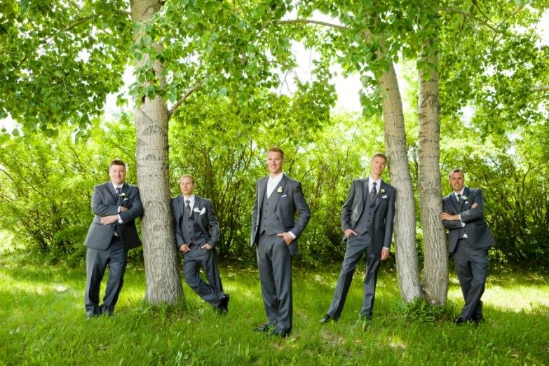 groom best men